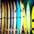 6oz paño de tabla de surf con hilo retorcido