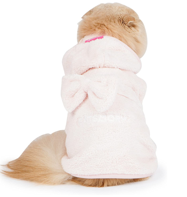 Dog Towel Robe