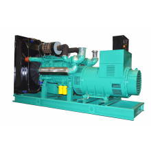 60Hz 600kw CE ISO Approved Diesel Silent Generator Set