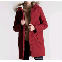 2015 Chinese garment factory european winter jacket