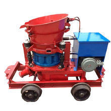 Droge mengelings Concrete Shotcrete Machine voor Bouw