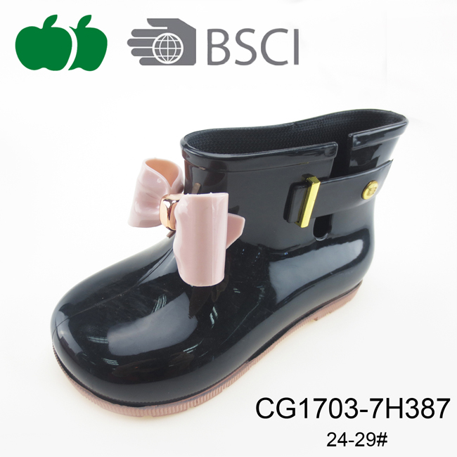 beauty children rain boots