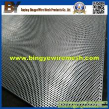 Métal perforé en acier inoxydable pour garde-corps