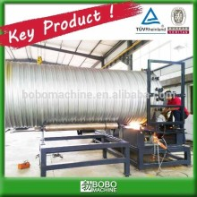 Spiral CULVERT pipe forming machine