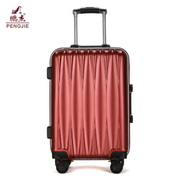 100% polycarbonate shell fort dur voyage bagage
