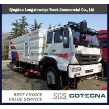 Venta caliente de China Road Sweeper Truck