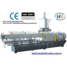 HS qualitativ hochwertige SHJ-75 Haustier Rückgewinnung und Recycling Granulierung Extrusion-Maschine