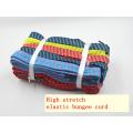 Оптовая плоский эластичный банджи шнур