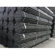 Professional Manufacture Q195 Round Black Annealed Steel Pipe