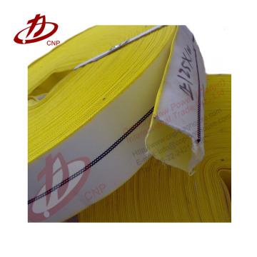 O equipamento de descarregamento do reboque do cimento do volume em massa parte as mangueiras de aeração revestidas PU do Airslide