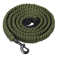 Paracord Long Dog plomo 4 pies