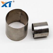 chemical random tower packing 16mm 25mm 38mm 304 stainless steel metal raschig ring raschig anillo de empaque