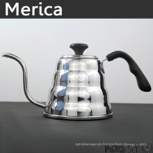 Stainless Steel Pour Over Kettle with Thermometer
