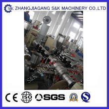 Ligne de production de tuyauterie PPR / Machine de production de tuyaux PPR / Machine d'extrusion de tuyauterie PPR