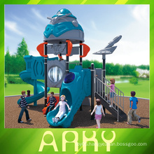 robot iron man kids beach outdoor playground