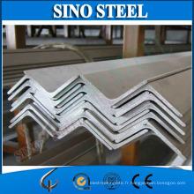 Q235 Barre d'angle égale en acier de haute qualité