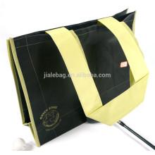 custom CMYK print shopping bag, tote bags, foldable bag