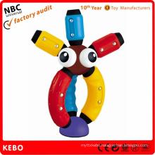 Magnetic Brick Toy
