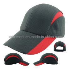 Poliéster respirable tejido de malla ocio deportivo Hat (TMR0670)