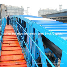 DIN / Cema / ASTM-Standard-Rohrgurtförderer, Röhrengurtförderer
