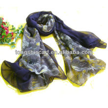 мода последний мусульманин длинный шарф