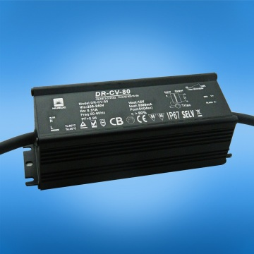 Hot sales 80W DC12V LED 0-10v dimming driver