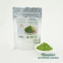 Matcha Super Pó de Chá Verde Estilo Japonês 100% Orgânico UE Nop Jas Certificado Small Order Disponível (B1)