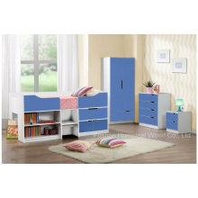 Factory Wholesale Modern Kids Bedroom Set (HF-BL0326)