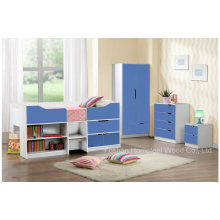 Fábrica Atacado Modern Kids Bedroom Set (HF-BL0326)