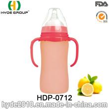 BPA Free Food Grade Plastic Baby Feeding Bottle (HDP-0712)
