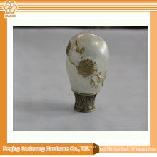 High Quality Chinese Suppliers Curtain Pipe Finials
