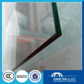vidrio templado claro de alta calidad para piscina