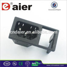Power Extension Socket / Sockets and Switches Antique