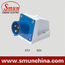 Montaje en pared Plug 16A / 32A 220V IP44 3pin