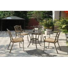 Modern Royal Waterproof Cast Aluminum Outdoor Garden Furniture