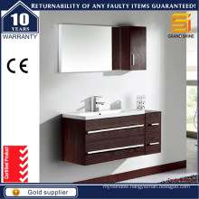 Bathroom Vanity Furniture Sanitary Ware with Mirror Cabinet