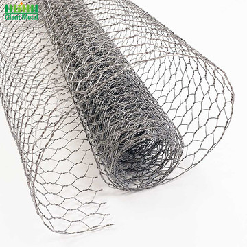 PVC bersalut Double Twisted Chicken Hexagonal Wire