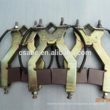 portaescobillas para motor industrial