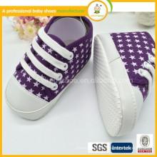 Kinder Schuhe für Mädchen Kinder Schuhe Real Paisley Haken & Loop (Klettverschluss) Unisex Pvc All Seasons 2014 New Star Pattern Canvas