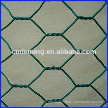Fábrica de venda directa de malha de arame hexagonal barato, galvanizado malha de arame hexagonal, malha de arame hexagonal galinha