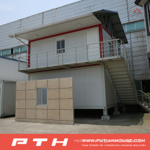 China Prefabricated Container House as Modular Living Home