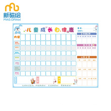 Kid Emoji Magnet Sticker Reward Chart