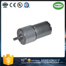 Micro Gear Reduction Motor Low Noise Reduction Pony of DC Motor, Mini Micro Motor, Small Gear Motor, Brush Motor