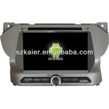 Reproductor de DVD del coche Android System para Suzuki Alto con GPS, Bluetooth, 3G, iPod, juegos, zona dual, control del volante