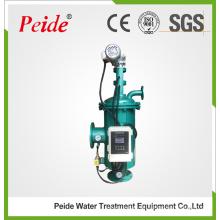 Automatische Selbstreinigungspinsel Wasserfilter für Wasseraufbereitung