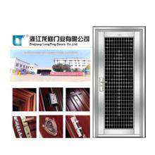 Modern Security Exterior Stainless Steel Door