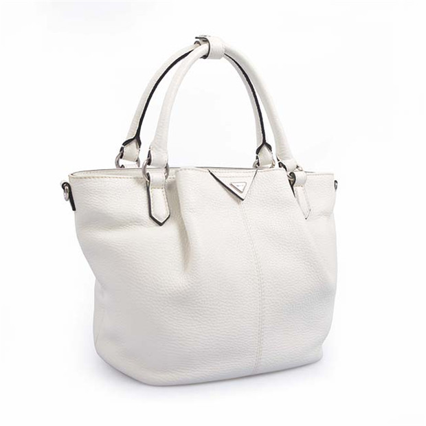 New Fashion Genuine Leather Tote Bags Women Real Leather Handbags