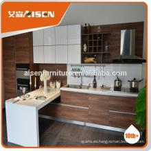 Mueble de cocina de alta calidad Aisen para cocina pequeña