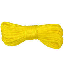 Polypropylene PE hollow braid rope 6mm 8mm High quality