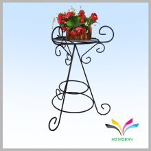 Floor stand Tall Iron wire pot iron flower stand